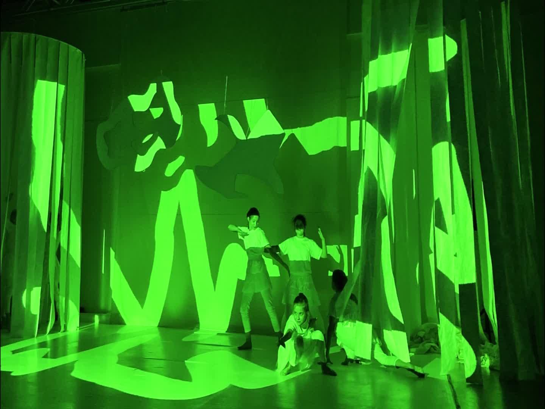 Lichtspektakel: Slideshow Atelier Formgestalter