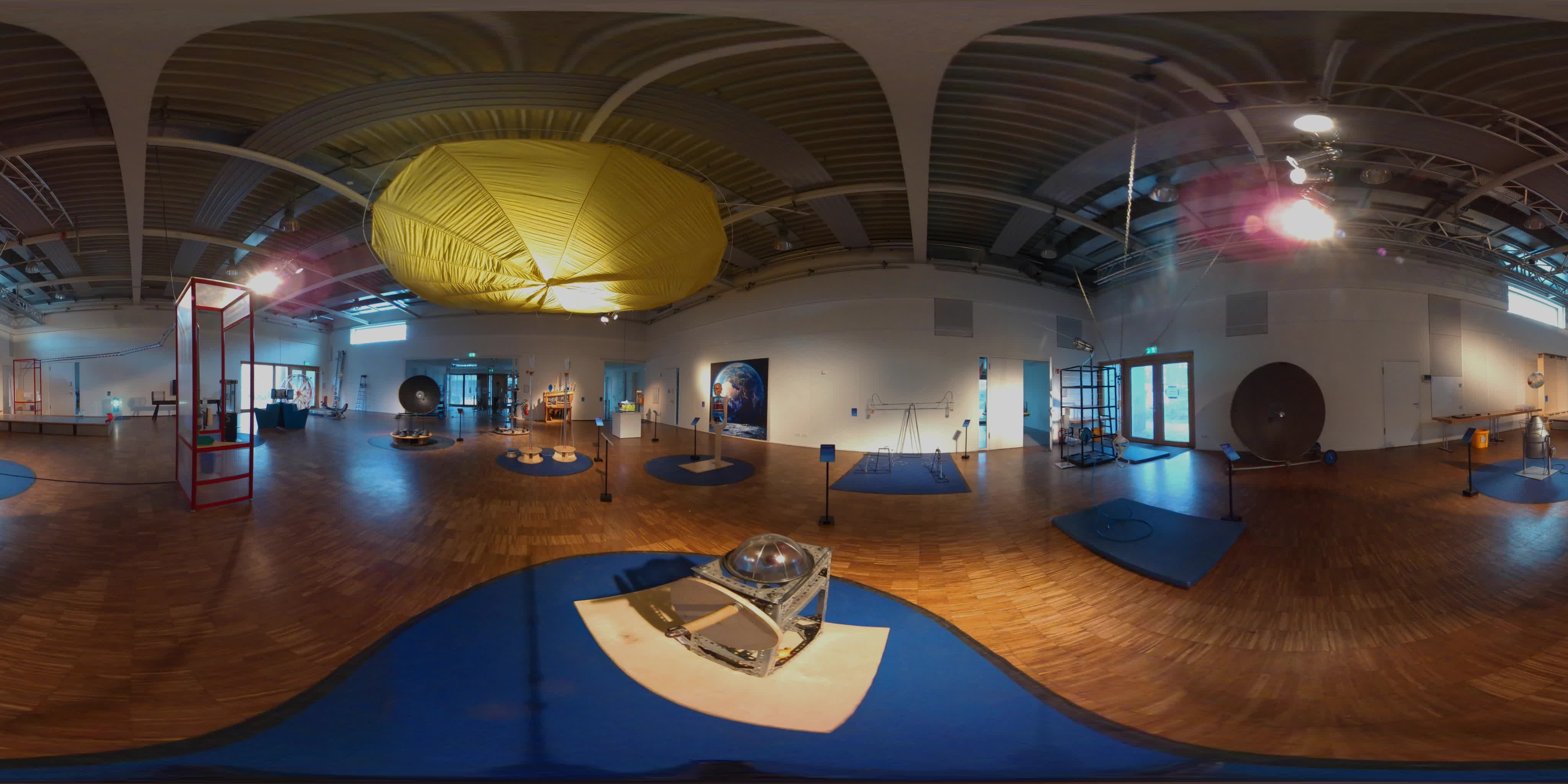 360 Grad Ausstellung 4